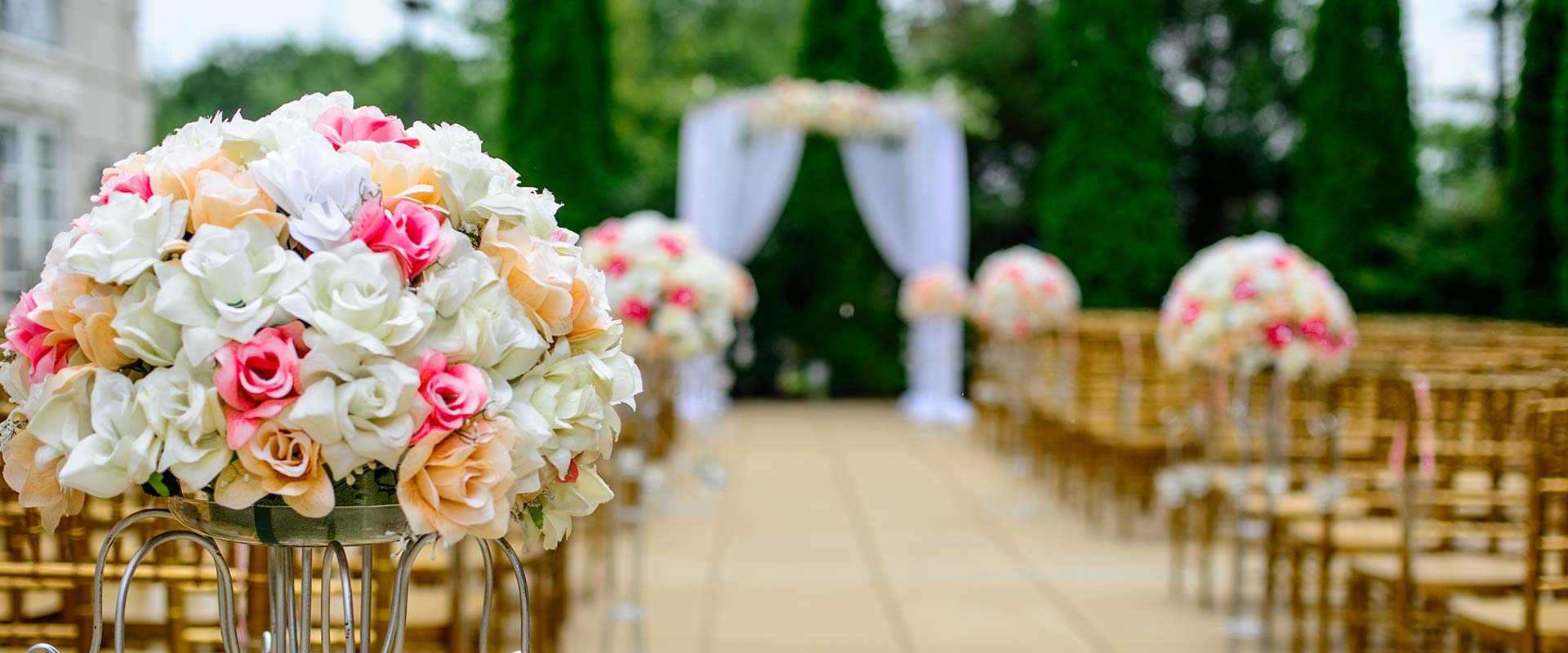location ideale per il tuo matrimonio